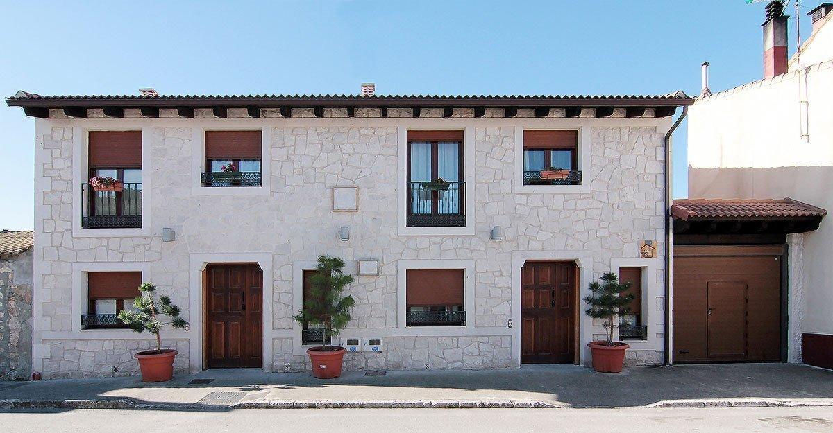 Casas rurales la casa de los abuelos casas rurales y - Decorar casas de pueblo ...
